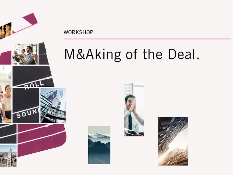 M&Aking-of the Deal